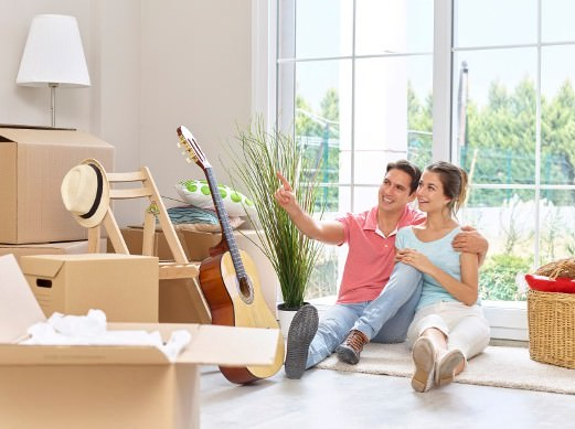 decorating your first home
