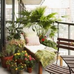 5 economic ways to decorate your balcony