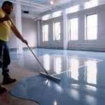 Epoxy floors – Flooring with more resistance than concrete