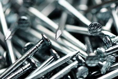 hide nails and screws