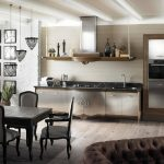 How to give a retro touch to the kitchen