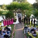 How to organize a wedding in your garden
