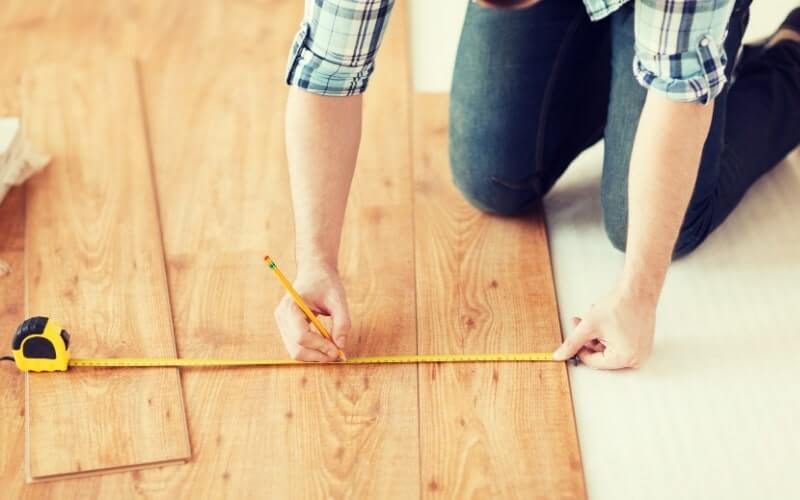 how to calculate the square meters