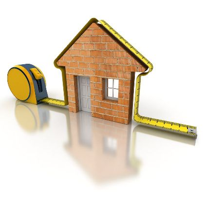 calculate square meters