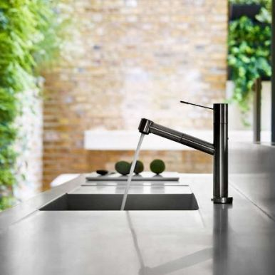 built-in faucets