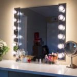 Do you know how to decorate a mirror?