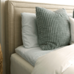 Upholstered headboards: Tricks to renew