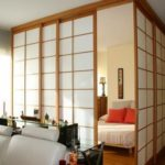 How to decorate with Japanese panels