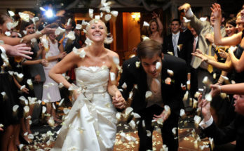 wedding exit ideas
